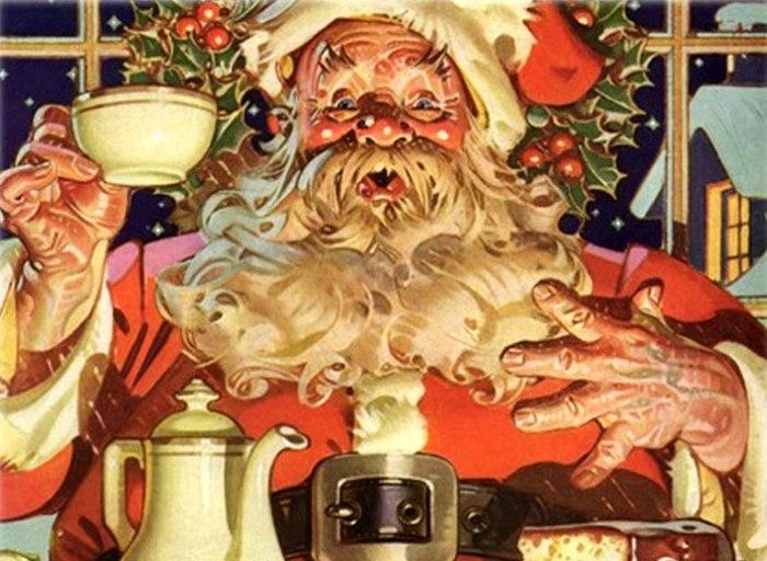 Sfoderiamo il Babbo Natale che c'è in noi!