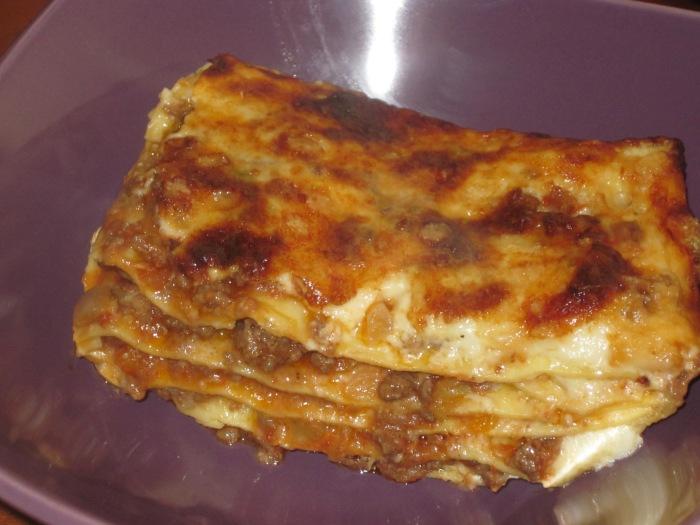 Lasagne di Cavallo