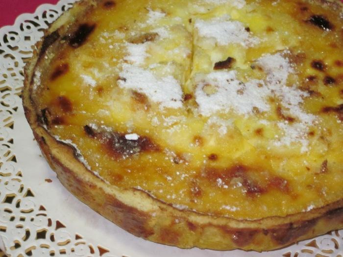Torta Brulè 9